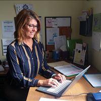 Children's Assessment Center Executive Director Benefits from Non-Profit Training