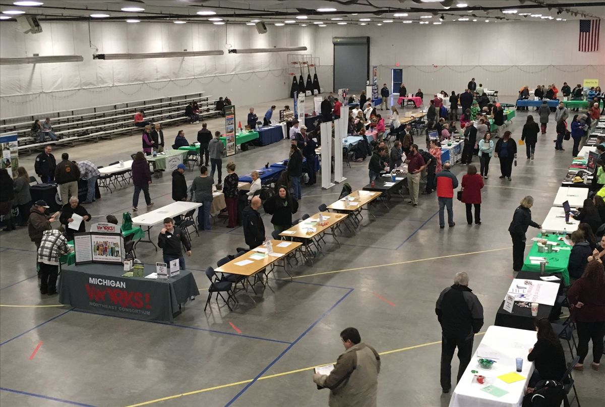 2018 Mackinaw City Job Fair