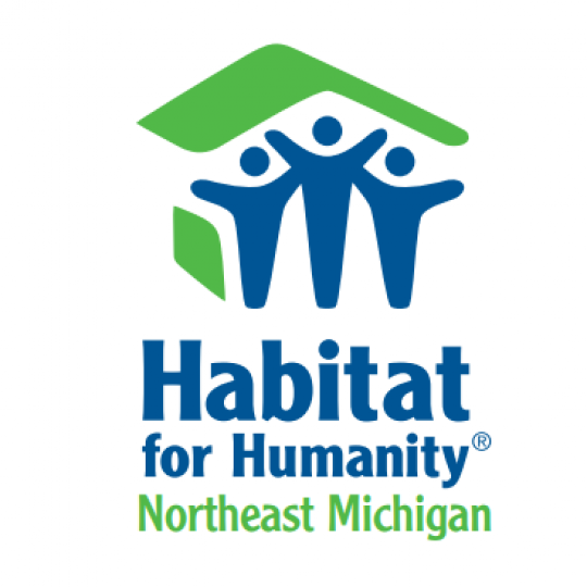 Habitat for Humanity NE MI logo