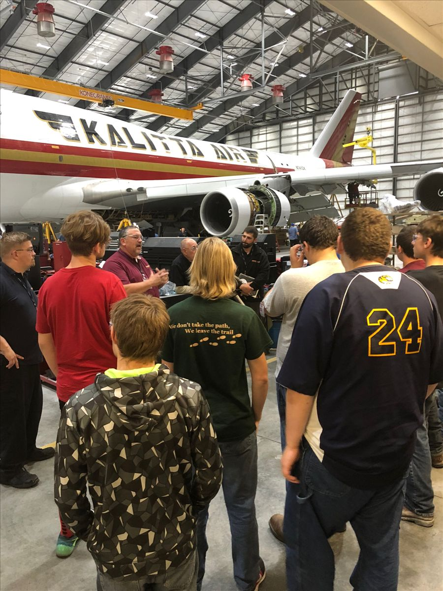 Kalitta Air Talent Tour