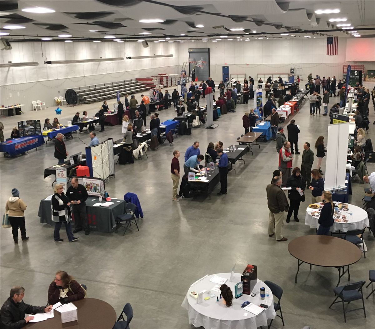 Michigan Works Hosts Mackinaw City Job Fair