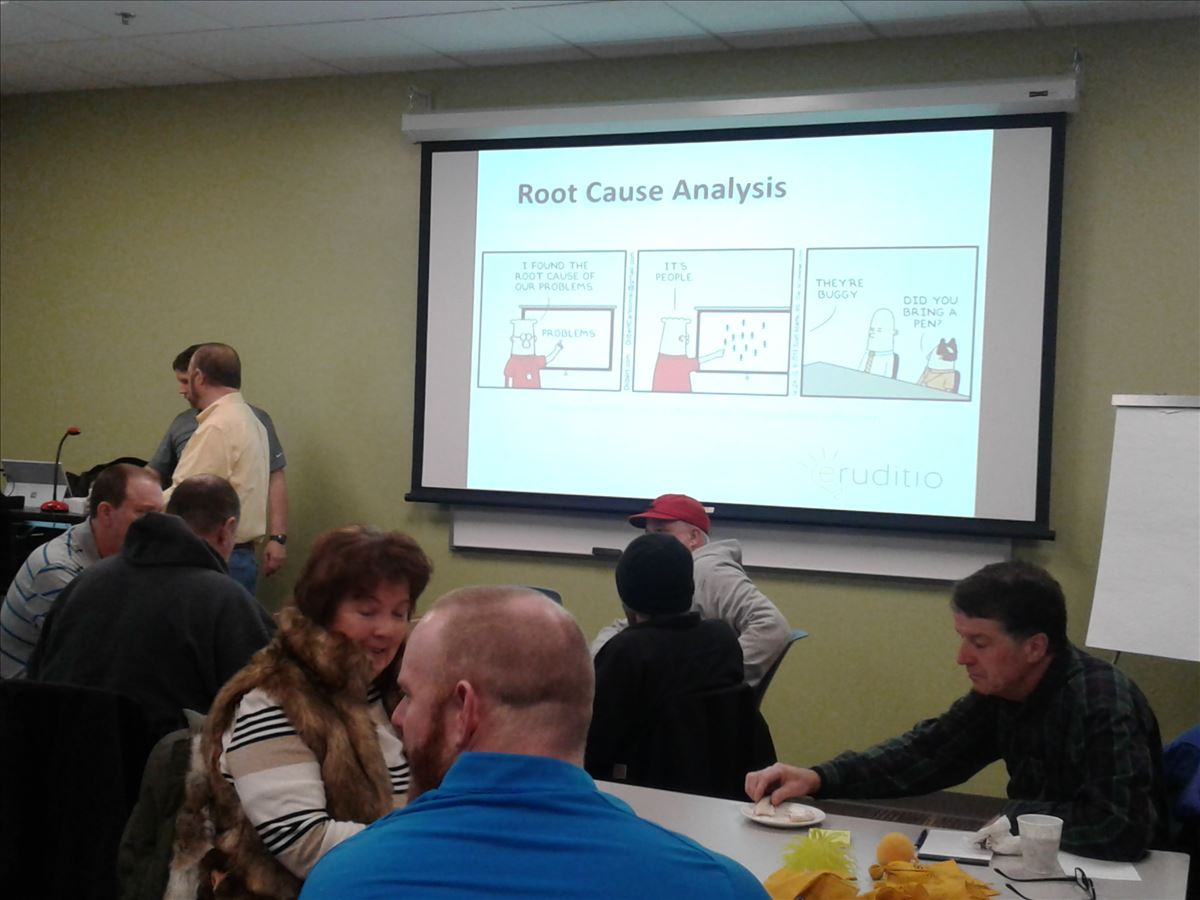 Root Cause Analysis Training