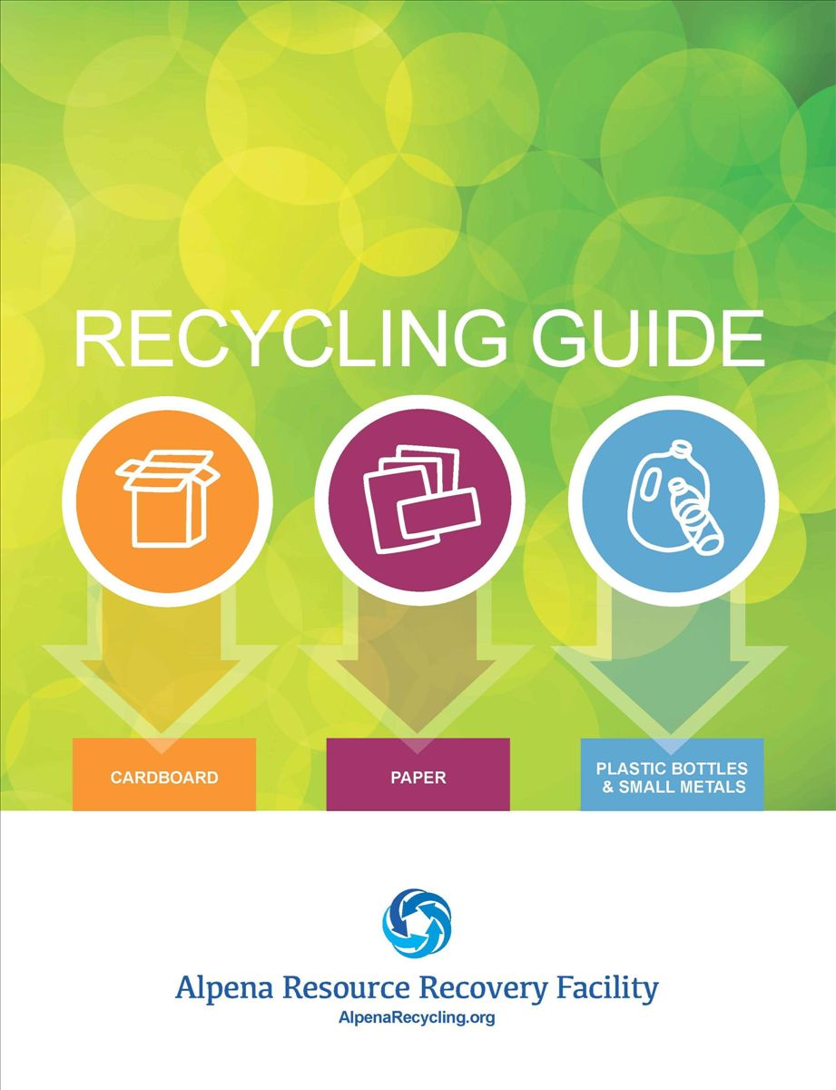 Alpena Recycling Guide