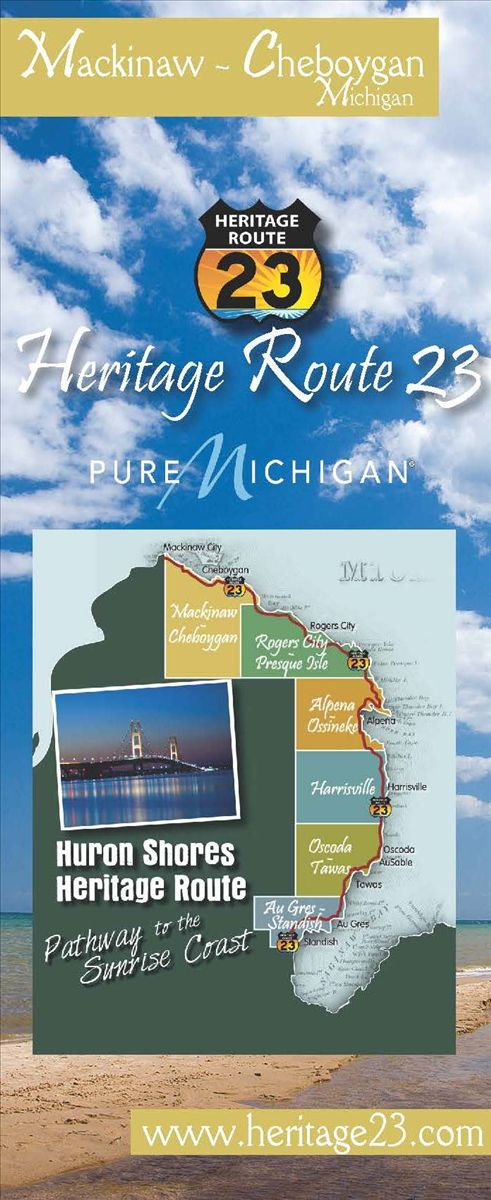 US 23 Heritage Route Brochures