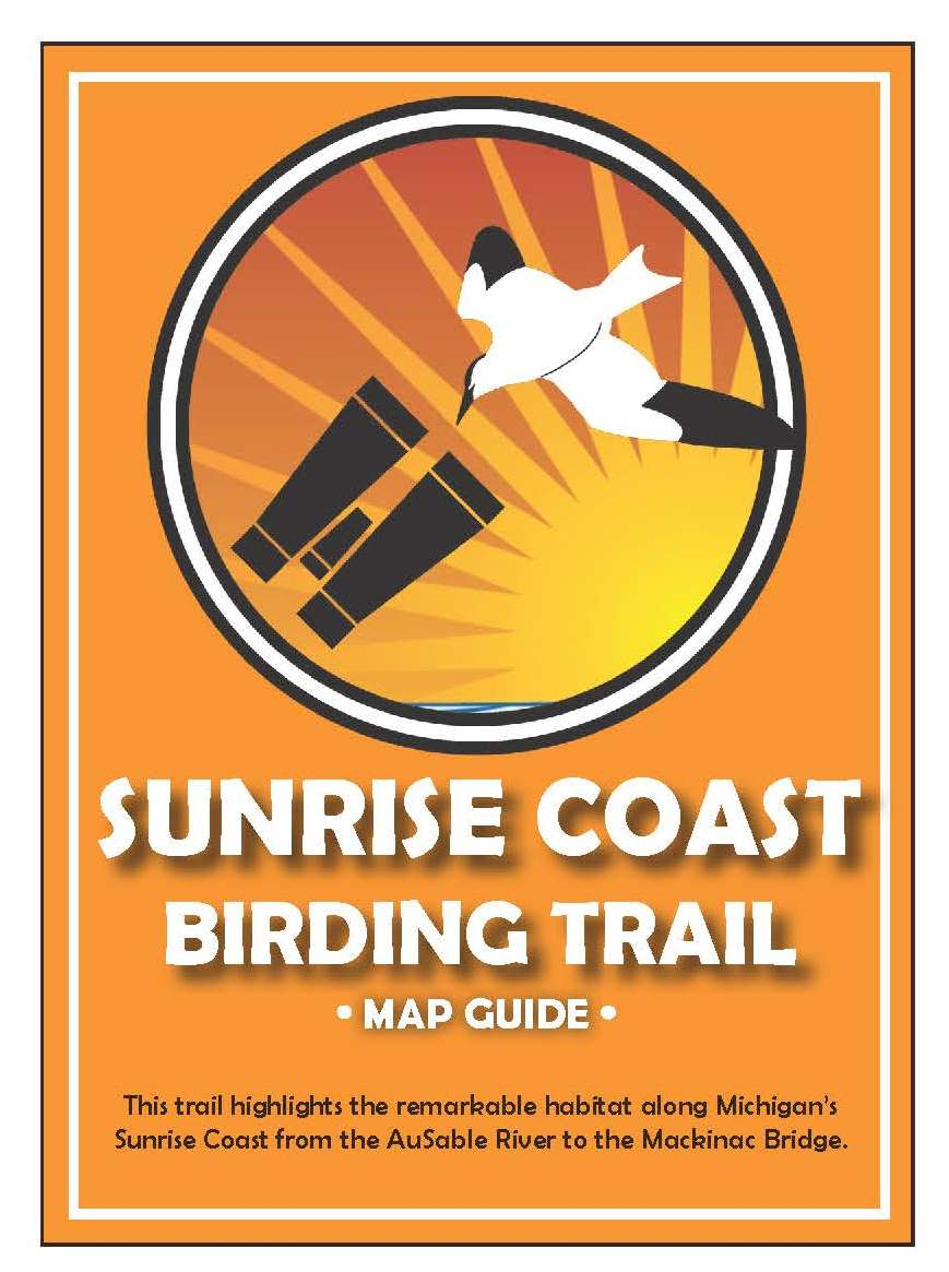 Sunrise Coast Birding Trail Map